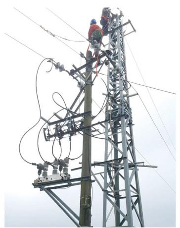 新疆奎屯电力有限公司铁塔安