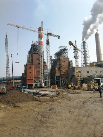 三门峡万象实业有限公司脱硫